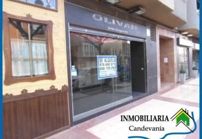 Local comercial en Avenida Candevania, nº 20