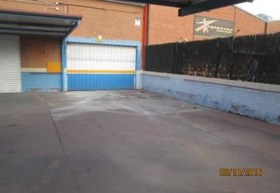 Nau industrial a calle Murcia