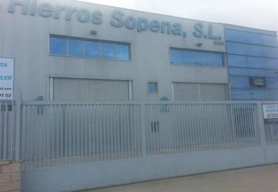 Nave industrial en Carretera Motilla, nº 30