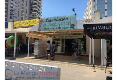 Local comercial en Avenida Gran Vía de La Manga, Km. 3