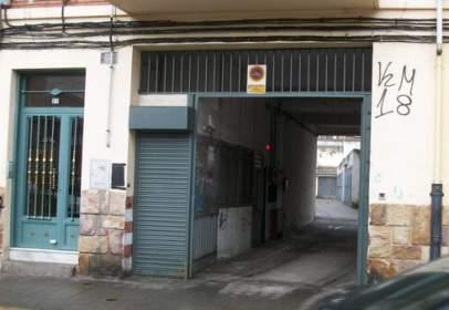 Garatge a calle de Pablo Morillo, 29