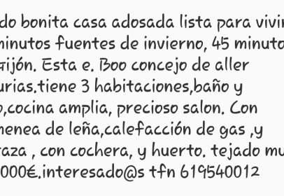 Chalet adosado en Urbanización 24 Nuevo Puenxio, nº 24