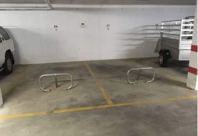 Garaje en calle Pico de los Reale, nº 8