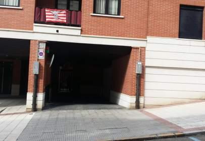 Garaje en calle de Teresa de Calcuta, nº 3