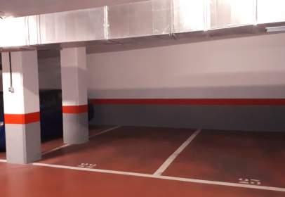 Garage in Paseo de La Estación, nº 25