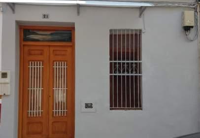 Casa unifamiliar en calle Virgen del Pilar, nº 21
