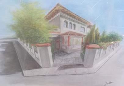 Casa unifamiliar a calle Verdaguer, nº 27