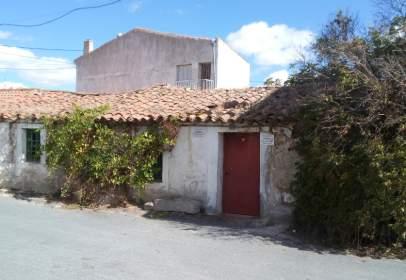 Casa rústica en calle Larga, nº 13