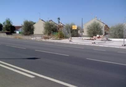Terreno en calle de Antequera, nº 15