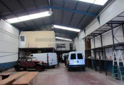 Nave industrial en La Juaida