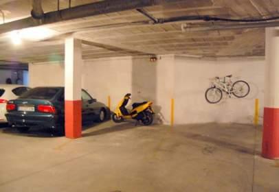 Garatge a calle Ciguela, nº 18