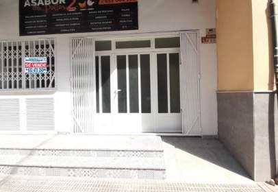 Local comercial en calle de Pizarro