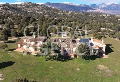 Casa a Manzanares El Real