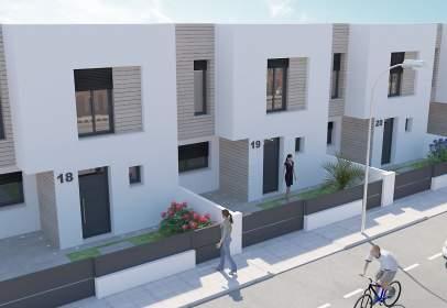 Casa unifamiliar en calle de Dinamarca, nº 20
