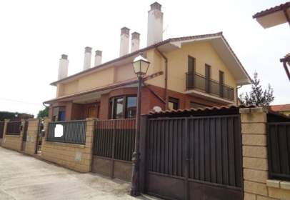 Casa aparellada a calle de San Bartolomé