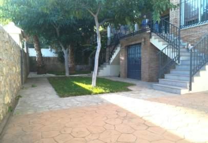 Chalet in calle de Alfonso XIII