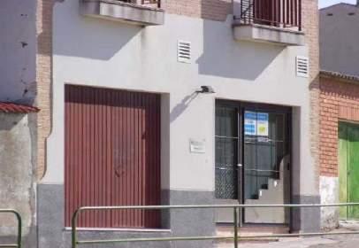 Promoción de tipologias Vivienda Local en venta SANTO DOMINGO-CAUDILLA Toledo