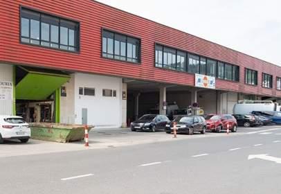 Nave industrial en calle de Bekoibarra