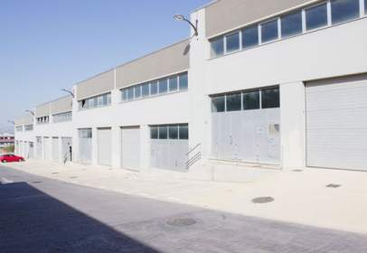 Industrial Warehouse in calle Algesper
