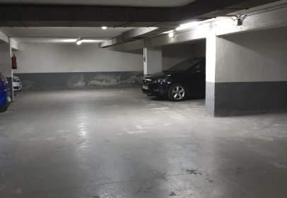 Garatge a calle de Alluitz,  1